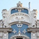 Margarita Fedina ©Riga Art Nouveau Centre