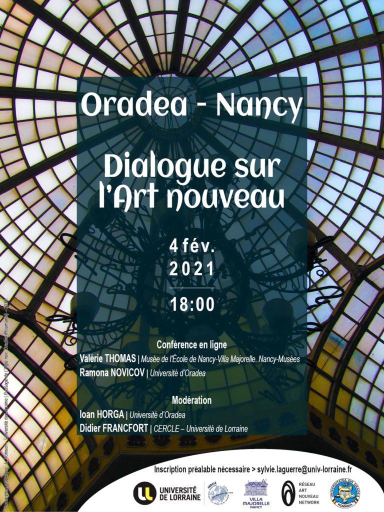 Conference Oradea-Nancy © L. Voinson